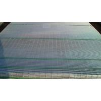 China Heavy Gauge Wire Mesh Fencing , High security Prison Fence System wholesale