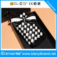 Best China hot sale artificial leather for lady keychain bags wholesale