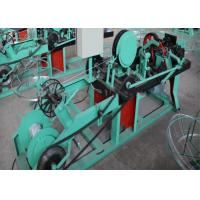 Best Custom Twisting Barbed Wire Making Machine High Output For National Border Lines wholesale