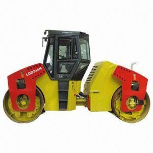Best Tandem Vibratory Roller with 14T Operating Mass, Dual-drum, Cummins 4BTA3.9 Engine wholesale