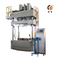 Best 100T - 2000T Four Column Hydraulic Press Machine For Sheet Metal And SMC Product wholesale