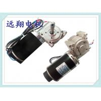 China Brush Gear Motor Brushless Gear Motor Micro - Computer Processing Controller on sale