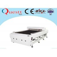 Buy cheap USB panel control CO2 laser engraving machine 150W Gantry working area 1.3x2.5M from wholesalers