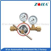 Best Oxygen Gas Pipe High Pressure Regulator With Stable Output Pressure wholesale