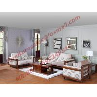 Best High Quality 1+2+3 Wooden Sofa Set from Shenzhen Right Home Furniture in Shenzhen China wholesale