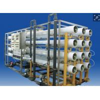 China Reverse Osmosis Filter Drinking RO Water Treatment Plant For Mineral Water on sale