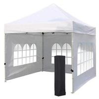 Best Aluminum Structure Canopy Garden Tent EZ Up CMYK Heat Transfer Printing wholesale