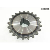 Best 45C 1 inch bore finished Bore Roller Chain Sprocket  and transmission chain and Sprocket wholesale