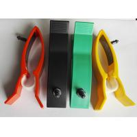 Reusable Ag / AgCI ECG Suction Electrodes Universal Limb Clamp Latex free
