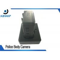 Best Wireless Police Force Tactical Body Camera , Small Police Body Camera One Button wholesale