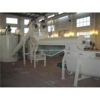 China PET bottle washing recycling line on sale