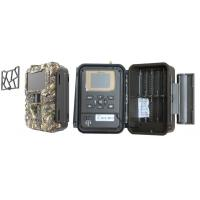 Buy cheap Motion Sensor Hunting Trail Camera That Send Pictures To Your Phone , Remote Trail Camera  from wholesalers