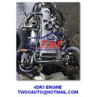 Best 4HG1 4HJ1 Motor Isuzu Truck Engine Parts , Isuzu Diesel Engine Parts Good Condition wholesale