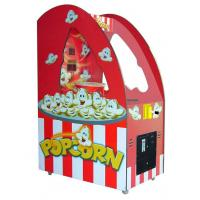 Best Popcorn Lottery Redemption Game Machine Electronic For Children / Kids ML-QF504 wholesale