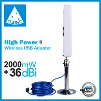 Best Outdoor 36dBi wireless usb adapter,RT3070,150Mbps,Ralink 3070,2000mW,802.11n wholesale
