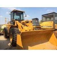 China Iron Steel Armoured Construction Machines Used Loader Machine CAT Brand With Powerful Engine on sale