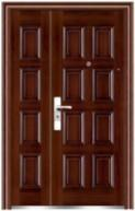 Best Steel Metal Security Door (BG-FB9027) wholesale