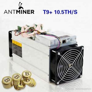 Best Bitcoin Farming Machine Bitmain Antminer T9+ (10.5Th) From SHA-256 Algorithm wholesale