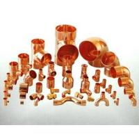 China compression fittings for copper tubes on sale