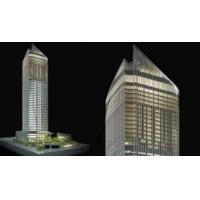 Best Trade Center Building Architectural Model Maker 3D Beautiful With Environmental Materials wholesale