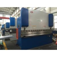 Buy cheap Exportation to Peru WC67Y-160/3200 Hydraulic Bending Machine for steel sheet product