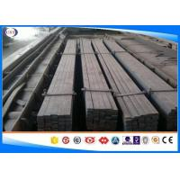 Best AISI 4340/34CrNiMo6/1.6582 Hot Rolled Steel Bar , Alloy Steel Flat Bar , Low MOQ , Length as your request . wholesale