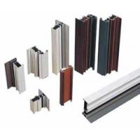 Buy cheap extruded aluminum industry profiles manfactures China from wholesalers
