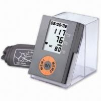 Best Arm Blood Pressure Monitor with 40 to 260mmHg Pressure Range and Digital Form LCD Screen wholesale