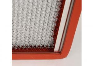 Best High Temperature Ultrasonic Housing Hepa Filter For Oven UV Oven Drying Room wholesale