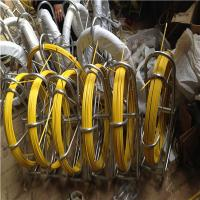 Best pull cable into duct Fiber Glass DuctRodder wholesale