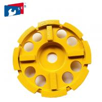 Best 125mm Diamond Concrete Grinding Wheel with Cup shape for Marble wholesale