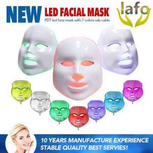 Best 7 Color in 1 PDT Skin Treatment Light LED Mask For Wholesale wholesale