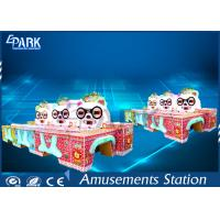 Best Lovely Panda Amusement Game Machines Ball Shooting Win Prize Multiple People wholesale