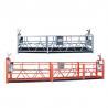Buy cheap Multipurpose Suspended Working Platform , ZLP High Rise Work Platform from wholesalers