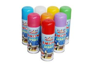 Best 500ml 400ml 250ml Outdoor Fake Snow Spray For Birthday Party Event wholesale