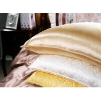 China silk filled pillow on sale