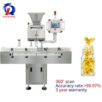 Automatic Electronic Counting Machine With High Accuracy 99.7%