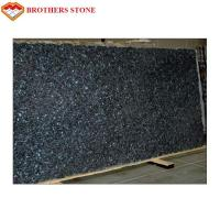 Best Blue Pearl Granite Stone Tiles Slabs Customized Size CE Certification wholesale