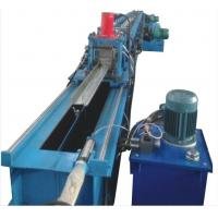 China Building Material Rolling 5.5kw Shutter Roll Forming Machine on sale