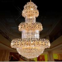 Best Luxury crystal novel design crystal pendant lamp high class pendant light wholesale