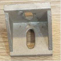 Best AL-5050-1 D Bracket 7609000000 Aluminium Channel Profiles wholesale