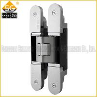 Best adjustable concealed hinges 180 opening angle wholesale