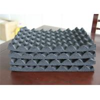 Best egg crate acoustic foam sheets interior decorative wall covering panels wholesale