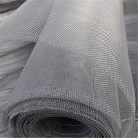 China 304 316 Knitted Stainless Steel Mesh  Sheet Reinforcing High Security on sale