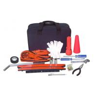 Best 28pcs Auto Emergency Tool Kit , Car / Vehicle Emergency Kit for Emergency Situation wholesale