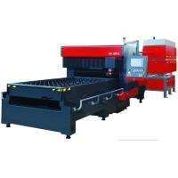 Best Laser cutting machine with 1000/1500/2200W Fast Flow Generator for 1.8M/min speed for Dieboard Making wholesale