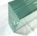 Best Custom Laminated Double Pane Windows / Pvb Laminated Glass Door Exterior wholesale