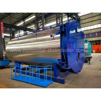 China Industrial Steam Boiler And LPG Steam Boiler With Low Pressure ( Capacity 0.5t/H--20t/H ) on sale