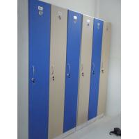 Best Red / Yellow / Blue 4 Layer Changing Room Lockers Sturdy / Durable For Swimming wholesale