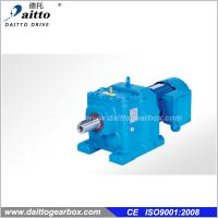 Best CR Series Helical speed Reducer Gearbox wholesale